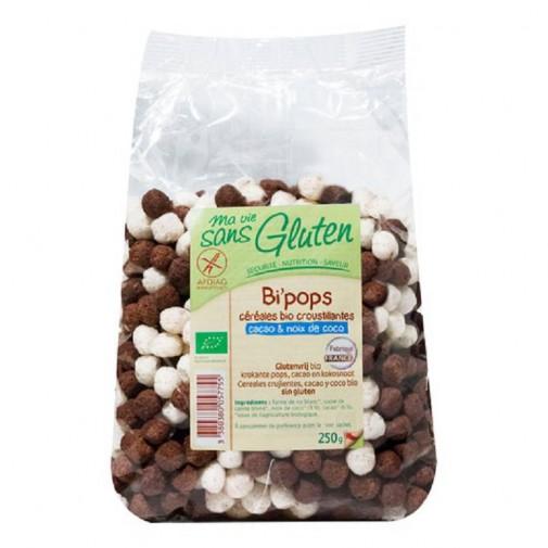MVSG ek. sausi pusryčiai su kokosu ir kakava, 250g