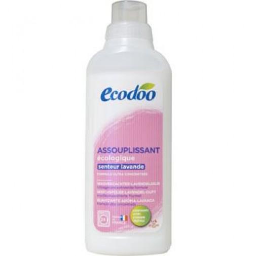 Ecodoo ekologiškas skalbinių minkštiklis su levandos eteriniu aliejumi