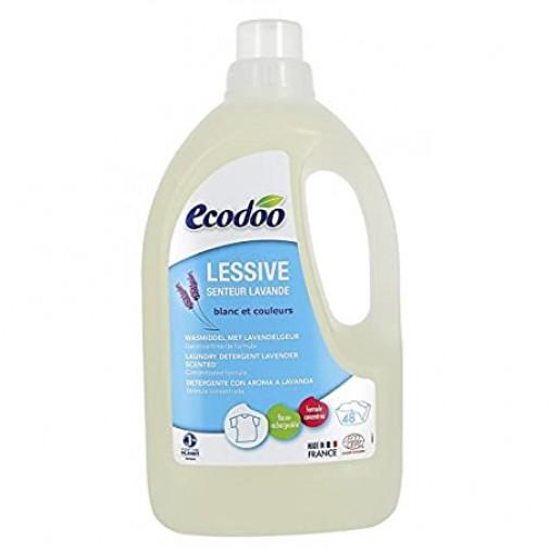 Ecodoo Koncentruotas SKALBIMO SKYSTIS SU LEVANDA (48 skalbimų)