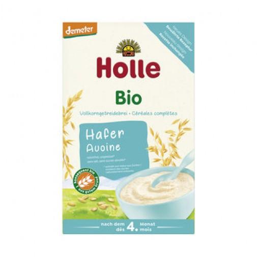Holle biodinaminė visų grūdo dalių AVIŽŲ greito paruošiamo košė