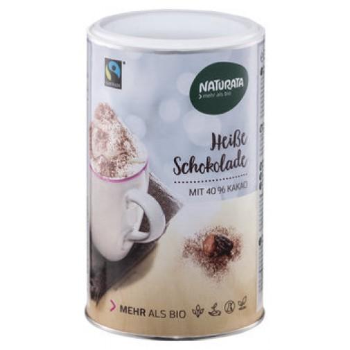 Naturata ek. ruošinys karštam šokoladui ( milteliai ), 350g