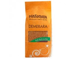 "Naturata ekologiškas cukrus rudasis ""Demerara"", 1kg"