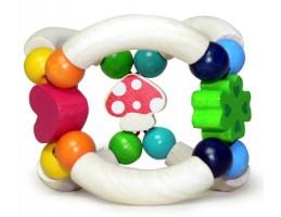"""Hess - Spielzeug medinis lavinamasis žaislas """"Grybas"""""""