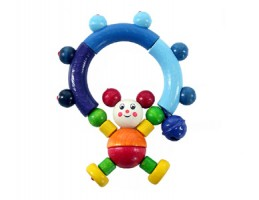 """Hess - Spielzeug medinis  lavinamasis žaisliukas """"Peliukas Edas"""""""