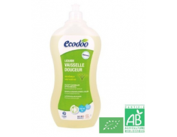 Ecodoo koncentruotas Ekologiškas INDŲ PLOVIKLIS  su VERBENA
