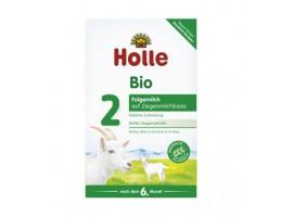 Holle ekologiškas ožkų pieno mišinys, vaikams nuo 6 mėn. 400g