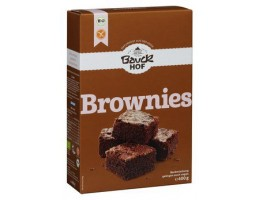 """BauckHof ekologiškas ruošinys šokoladiniam pyragui """"Brownies"""" be glitimo"""