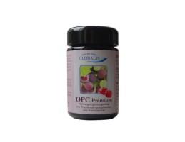 Maisto papildas Globalis  OPC vynuogių kauliukų ekstraktas +Acerola ( Kraštuotoji Malpidija ) kapsulėse