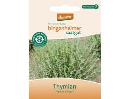 """Bingenheimer biodinaminiai čiobreliai """"Thymus vulgaris"""", sėklos"""