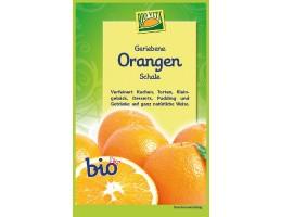 Biovita ekologiškos apelsinų žievelės 11g