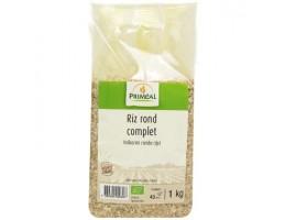Primeal ekologiški apvalūs visų grūdo dalių ryžiai iš Italijos