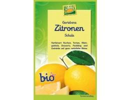 Biovita ekologiškos citrinų žievelės 11g