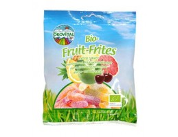Okovital-Bar ekologiški  cukruoti vaisiniai guminukai