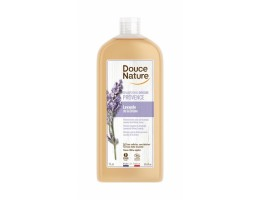 Douce Nature plaukų šampūnas su alyvuogių aliejumi ir levandomis, 1L