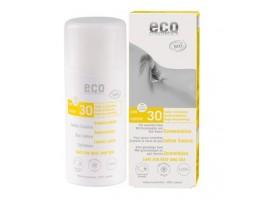 ECO COSMETICS ekologiškas Losjonas nuo saulės su granatais ir goji uogomis SPF30, 100 ml