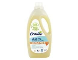 Ecodoo EKOLOGIŠKAS  Koncentruotas skalbimo skystis (66 skalbimai) su persikais ir apelsinais