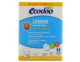 Ecodoo Koncentruotas skalbimo skystis ( 160 skalbimų ) su persikais ir apelsinais, 5L