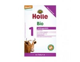 Holle biodinaminis - ekologiškas pradinio maitinimo pieno mišinys 1, kūdikiams nuo gimimo  400 g