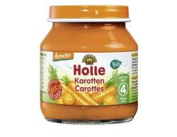 Holle biodinaminė morkų tyrė