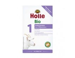 Holle ekologiškas pradinio maitinimo ožkų pieno pagrindu mišinys, kūdikiams nuo gimimo 400 g
