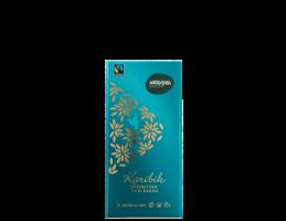 "Naturata ekologiškas šokoladas juodasis (90%) ""Karibik"""
