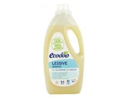 "Ecodoo ekologiškas koncentruotas ŠVELNUS SKALBIMO SKYSTIS (66 skalbimai) ""SENSITIVE"""