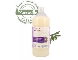 Douce Nature skystas MARSELIO MUILAS su alyvuogių aliejumi ir levanda 1L