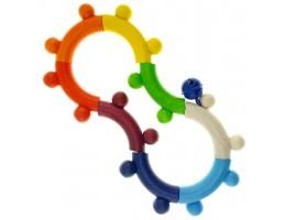 """Hess - Spielzeug medinis lavinamasis žaislas """"Aštuoniukė"""""""