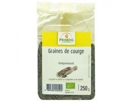 Primeal ekologiškos moliūgų sėklos, 250g