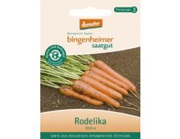 """Bingenheimer  biodinaminės morkų sėklos """"Rodelika"""""""