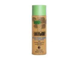 Überwood ekologiškas galvos odos priežiūros šampūnas plaukams su pušų ekstraktu ir dilgėlių ekstraktu, 200ml