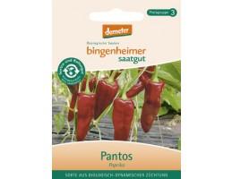 """Bingenheimer biodinaminių paprikų sėklos """"Pantos"""""""