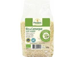 Primeal ekologiški apvalūs visų grūdo dalių ryžiai iš Kamargos regiono