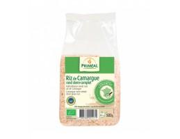 Primeal ek. 1/2 grūdo apvalūs ryžiai iš Kamargos regiono, 500g