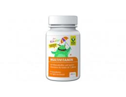 Raab Vitalfood vaikiški Multi vitaminai su mineralais ir mikroelementais