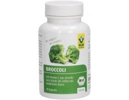Raab Vitalfood ek. Brokolių kapsulės 500mg, 90 kaps.