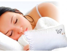 Natūralaus šilko pagalvė 75 % šilko