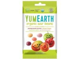 """YumEarth ekologiški saldainiai """"Rūgščios pupos"""""""