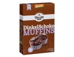 BauckHof birus ruošinys SPELTA šokoladiniams keksiukams