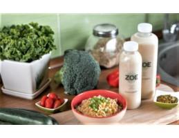 ZOE ryžių gėrimo koncentratas - 1 litras